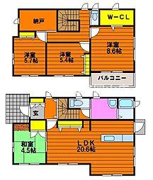大多羅駅 12.0万円