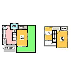 鶴瀬駅 5.0万円