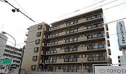 ピアコート大倉山[405号室]の外観