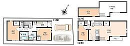 建物面積77.42平米、建物価格1600万円(税込)