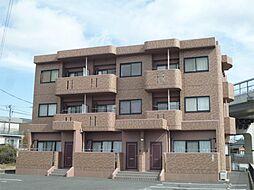 三重県四日市市川北3の賃貸マンションの外観