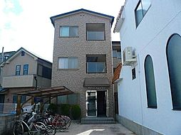マンション・ハレクラニ[2階]の外観