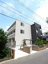 リブリ・グランディール西新井[3階]の外観