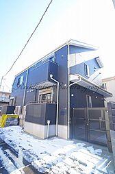神奈川県鎌倉市大船2丁目の賃貸アパートの外観