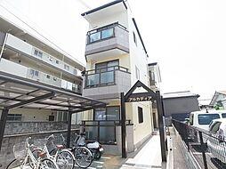 京都府京都市北区小山町の賃貸マンションの外観