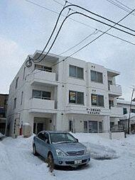 北海道札幌市白石区本郷通5丁目南の賃貸マンションの外観