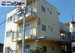 ハウス北屋敷[2階]の外観