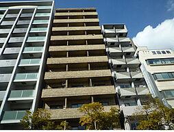 広島県広島市中区舟入中町の賃貸マンションの外観