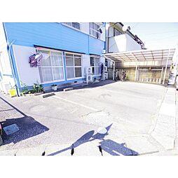 静岡県静岡市清水区川原町の賃貸アパートの外観