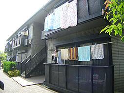 ディアス平野B棟[202号室]の外観