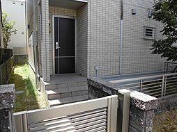 [テラスハウス] 愛知県名古屋市西区万代町2丁目 の賃貸【/】の外観
