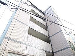 大阪府大阪市平野区長吉川辺1丁目の賃貸アパートの外観