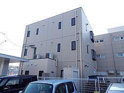 YS青山[2B号室]の外観