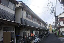 すすむマンション[1階]の外観
