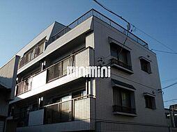 マンション琴鶴[3階]の外観
