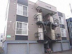 シャルム栄[2階]の外観