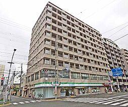 京都府京都市上京区西丸太町の賃貸マンションの外観