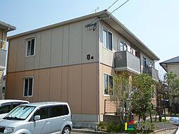 ショコラ神埼B棟[202号室]の外観