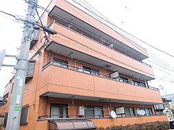 ガーデンシティ新松戸[2階]の外観