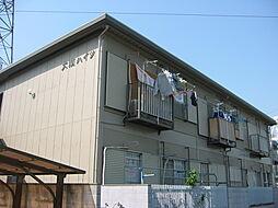 大阪府門真市四宮1丁目の賃貸アパートの外観