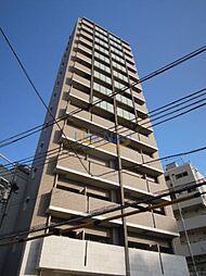 レジュールアッシュ大阪城北[5階]の外観