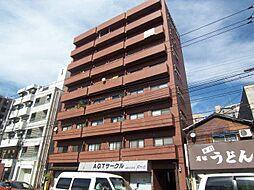 ライオンズマンション薬院[4階]の外観