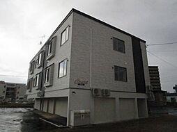 JR学園都市線 篠路駅 徒歩9分の賃貸アパート