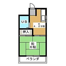 三柿野駅 2.6万円