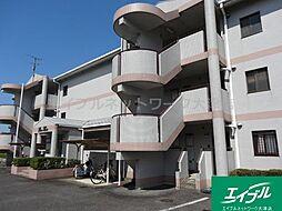 滋賀県大津市南志賀3丁目の賃貸マンションの外観