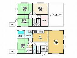 小野駅 1,380万円