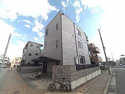 兵庫県芦屋市清水町の賃貸マンションの外観