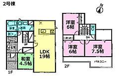 中央前橋駅 2,690万円