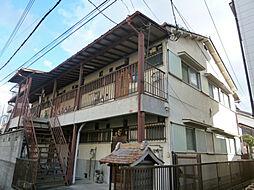 大阪府高槻市芥川町3丁目の賃貸アパートの外観