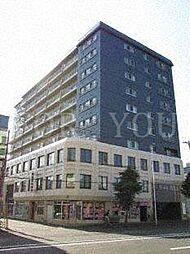 北海道札幌市中央区南九条西11丁目の賃貸マンションの外観