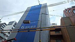 大阪府大阪市中央区船越町1丁目の賃貸マンションの外観