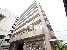 ソレイユ徳川[8階]の外観