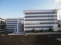 レオパレスリーベ[1階]の外観