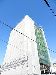 BLUE SQUARE HIBIKI IV(ブルースクエア響[9階]の外観