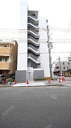 ラルーチェ北梅田[4階]の外観