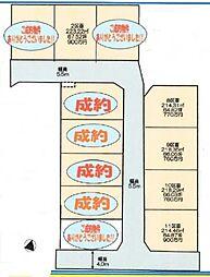 熊谷市樋春 全11区画分譲地(2区画) 江南南小学校・江南中学校
