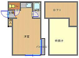 西浦上駅 1.8万円