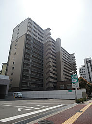 ポレスターメガシティ小倉ウエストガーデン[8階]の外観