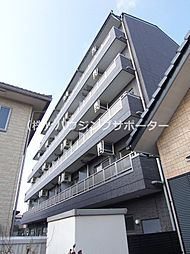東京都八王子市中野山王1丁目の賃貸マンションの外観