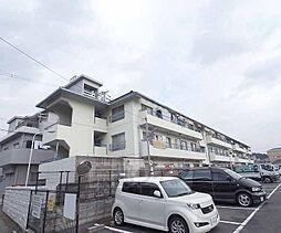 京都府京都市右京区常盤仲之町の賃貸マンションの外観