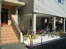 コーポエビス[5階]の外観