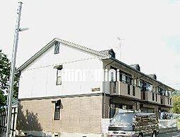 セジュール上賀茂[2階]の外観