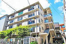 グリーンコーポ北加賀屋[3階]の外観