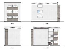 グレース[1階]の外観