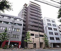 京都府京都市下京区寺町通松原下る植松町の賃貸マンションの外観