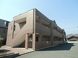 リバーサイド塚田[2階]の外観